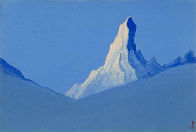 Горы [В гордом одиночестве]. 1941 The Mountains [In Majestic Loneliness]