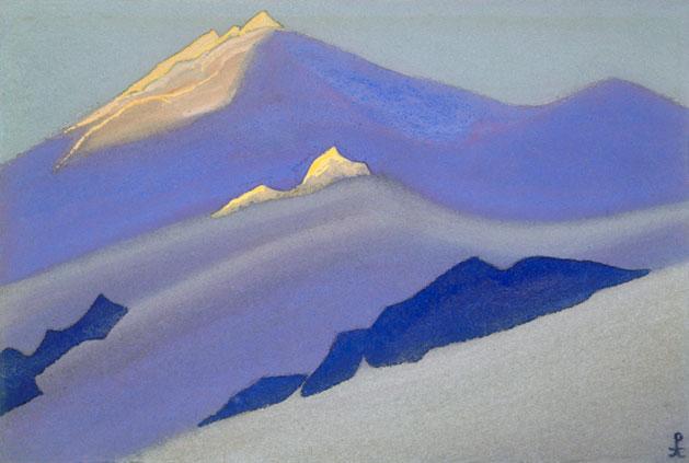 Гималаи [Игра луча]. 1941 Himalayas [The Play of the Ray]