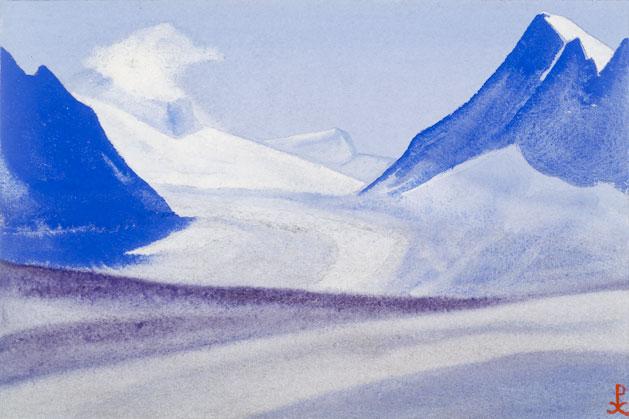 Перевал [Ледяная дорога в небо]. 1941 The Pass [The Icy Path into the Sky]