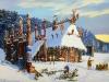 Храм Знича бога зимы