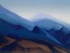 Гималаи [Ночные хребты]. 1941 Himalayas [The Ridges at the Night]